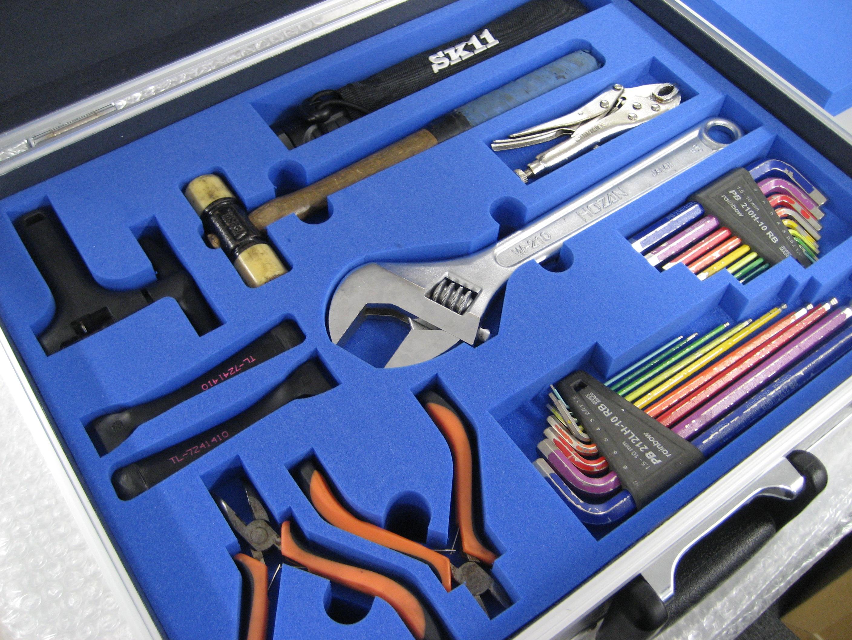 工具ツールケース